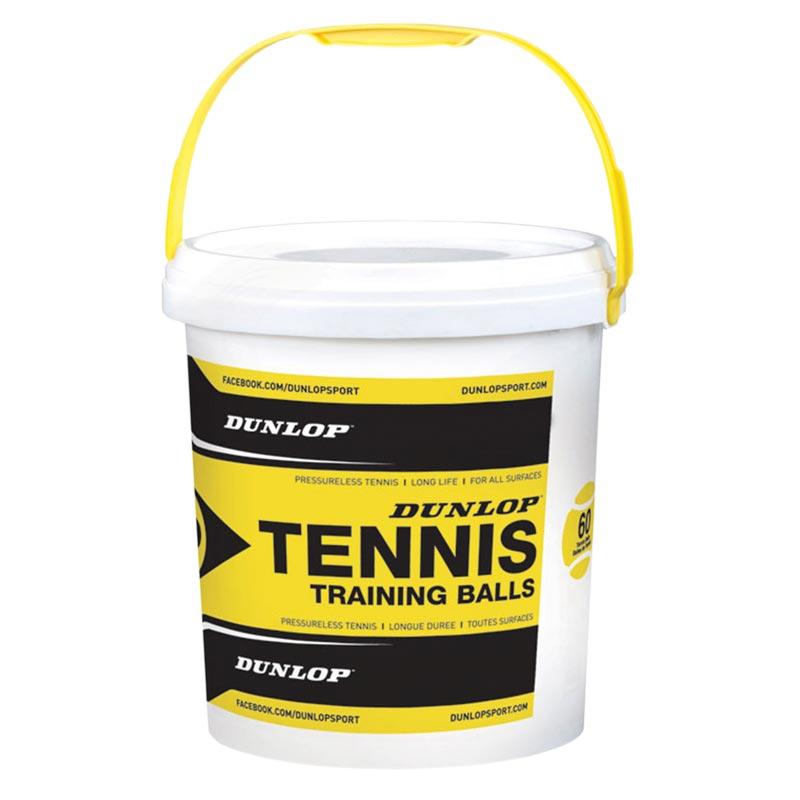 Dunlop Trainer Ball Bucket of 60