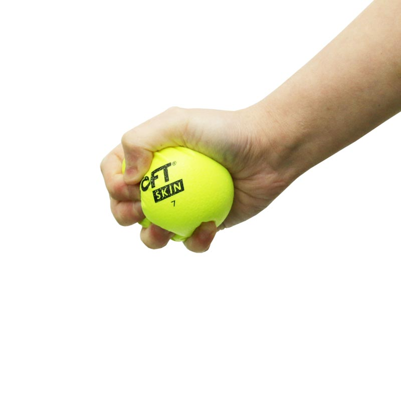 Zoftskin Neon Play Ball