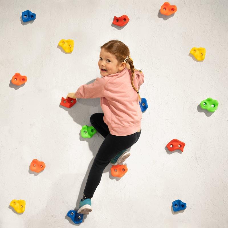 Beemat Children's Climbing Holds