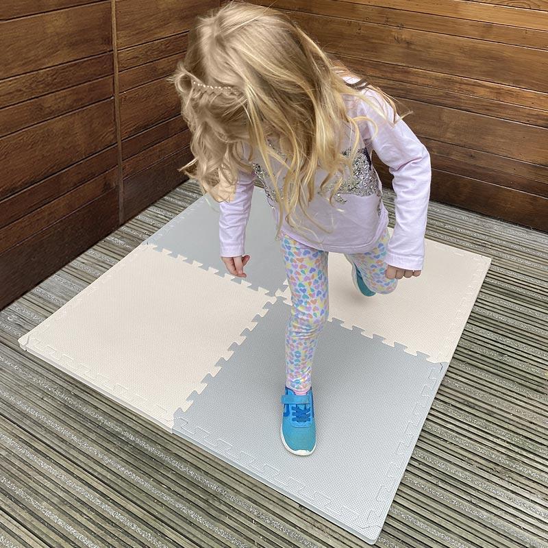 Beemat Jigsaw Foam Play Mat 1m