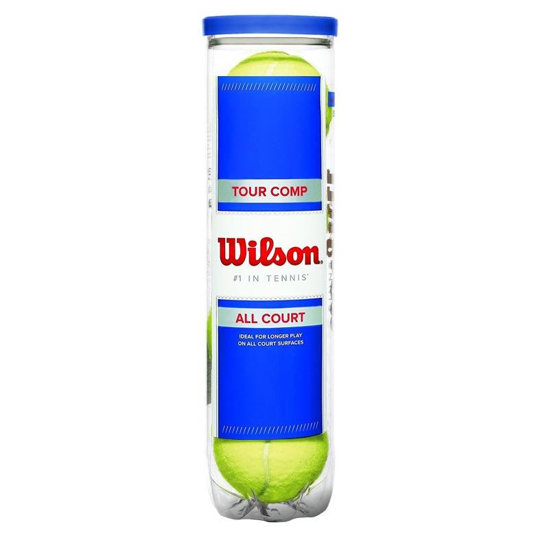 Wilson Tour Comp Tennis Balls