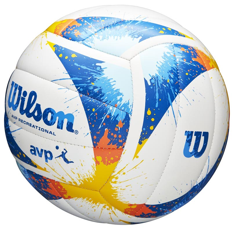 Wilson Avp Splatter Volleyball