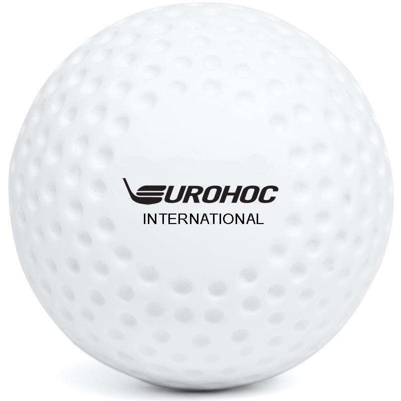 Eurohoc International Match Cork Hockey Ball