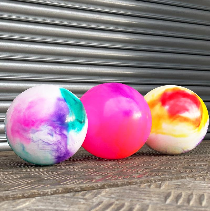 Urban Marbleized Play Ball