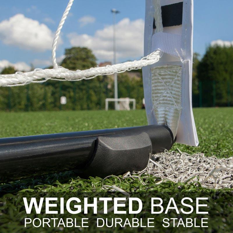 Quickplay 16ft x 7ft Kickster Elite Football Goal