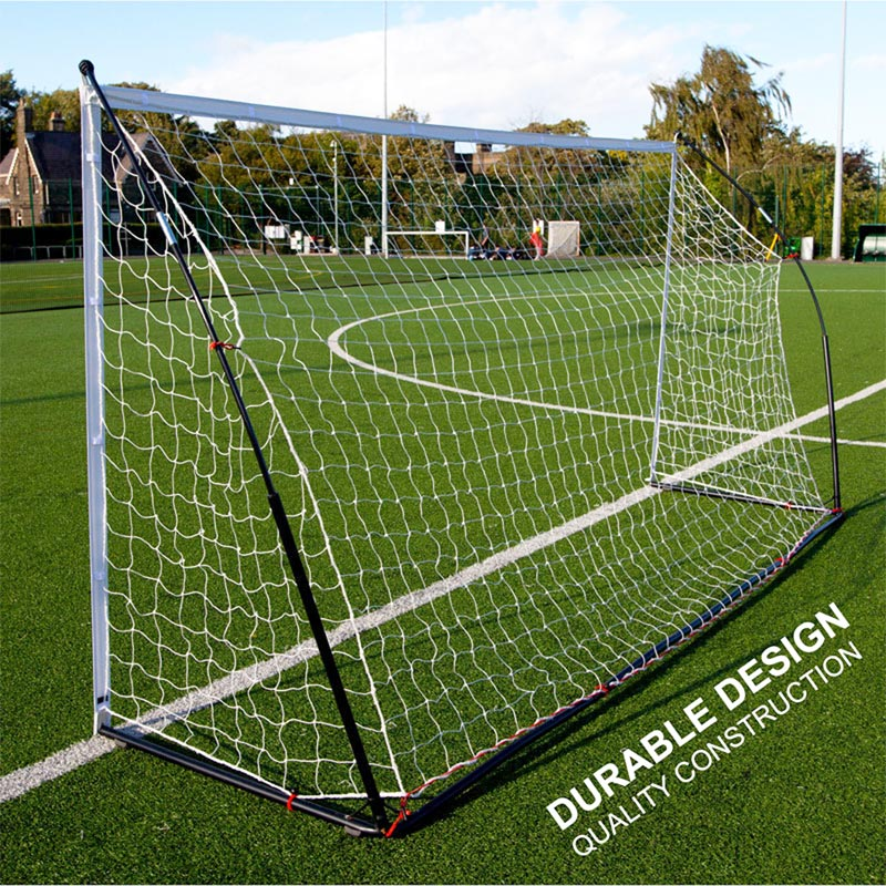 Quickplay Kickster Elite Football Goal 16ft x 7ft