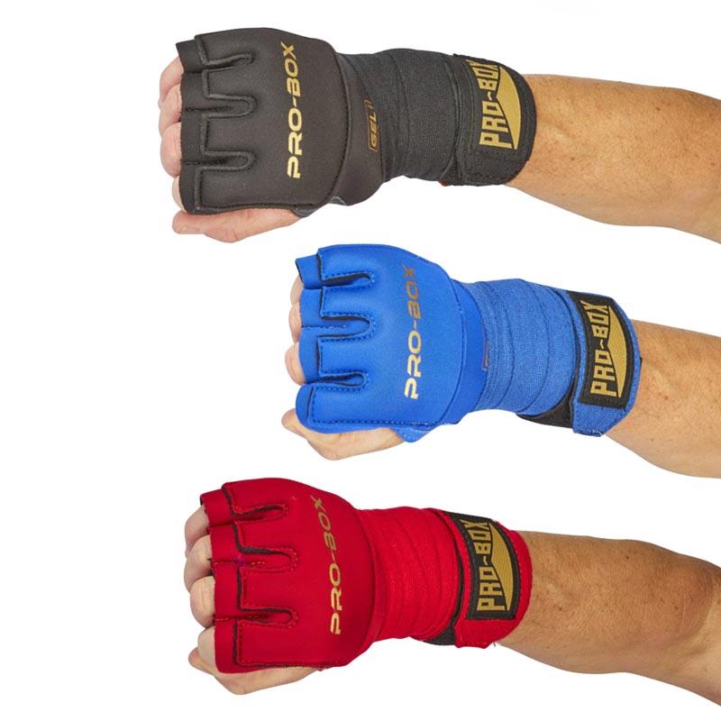 Pro Box Gel Hand Wraps