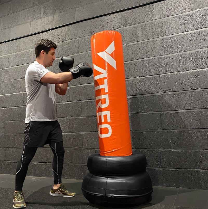 ATREQ Elite Freestanding Punch Bag