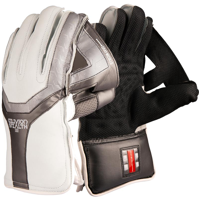 Gray Nicolls Oblivion Stealth Wicket Keeping Gloves
