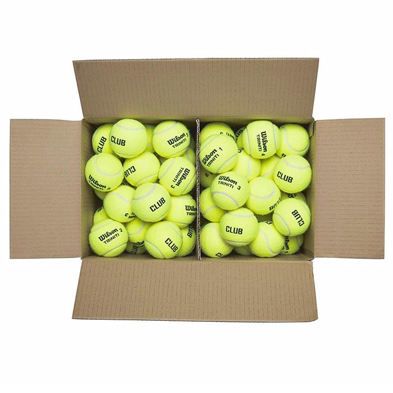 Wilson Triniti Club Tennis Ball 72 Pack