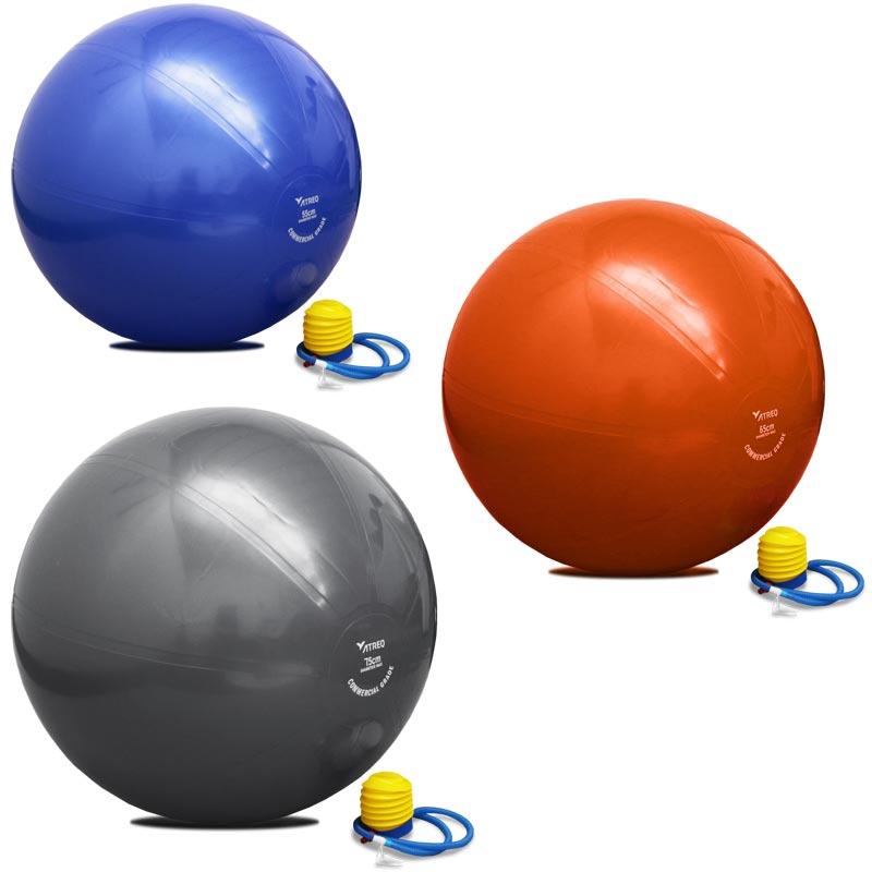 ATREQ Commercial Anti Burst Gym Ball