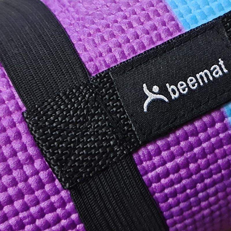 Beemat Rainbow Yoga Mat