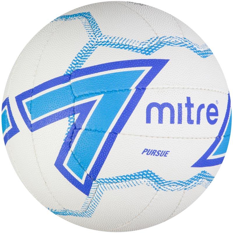 Mitre Pursue Match Netball
