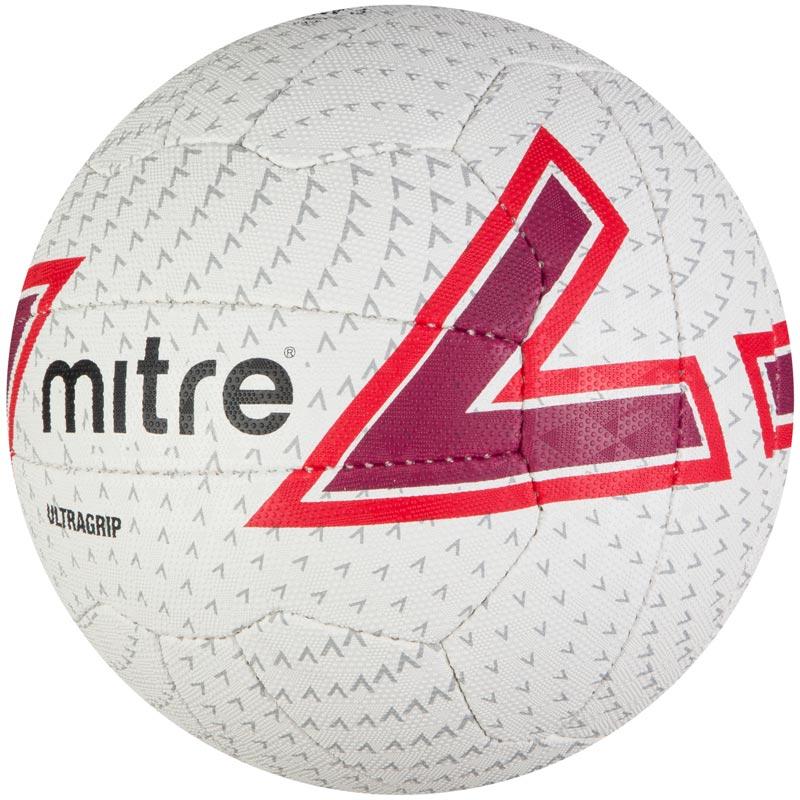 Mitre Ultragrip Match Netball