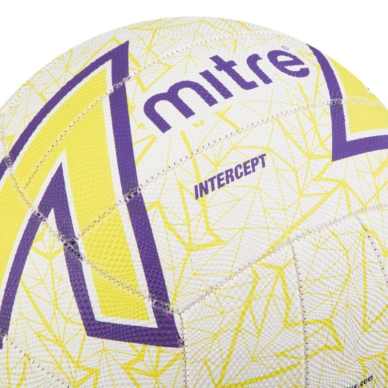 Mitre Intercept Match Netball