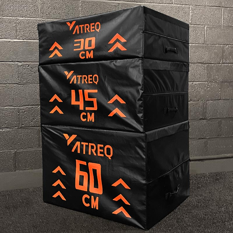 ATREQ Soft Plyometric Box Set