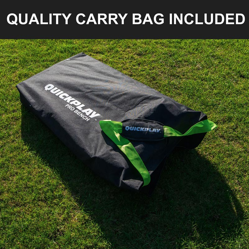 Quickplay Canopy Bench 2 Seat
