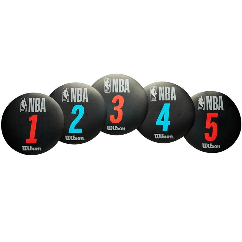 Wilson NBA DRV Training Markers