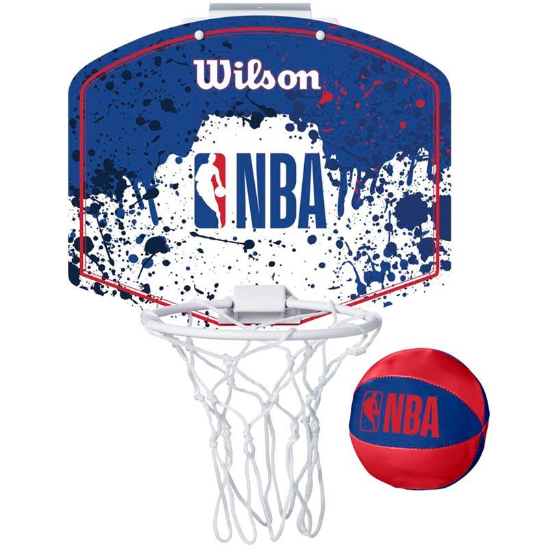Wilson NBA Team Mini Hoop