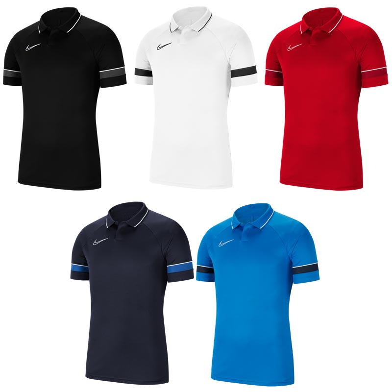 Nike Academy 21 Senior Polo Shirt