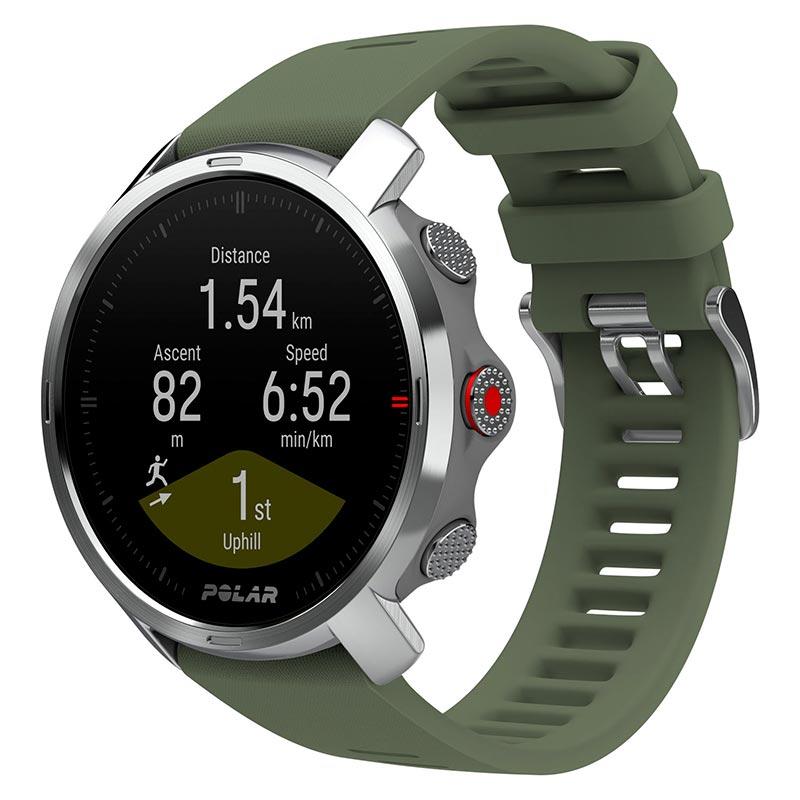 Polar Grit X Outdoor Unisex Watch
