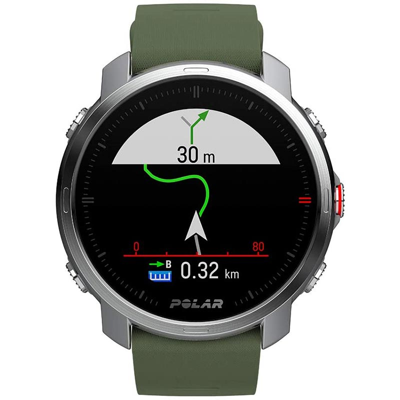 Polar Grit X Outdoor Unisex Watch