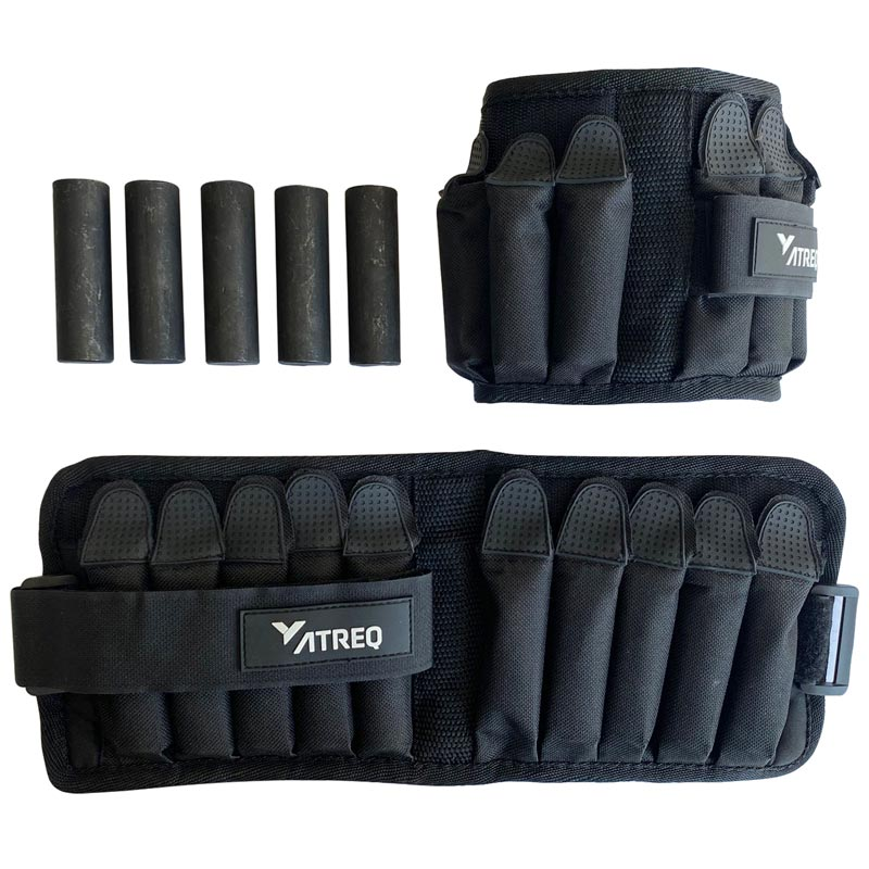 ATREQ Padded Pro Ankle Weights