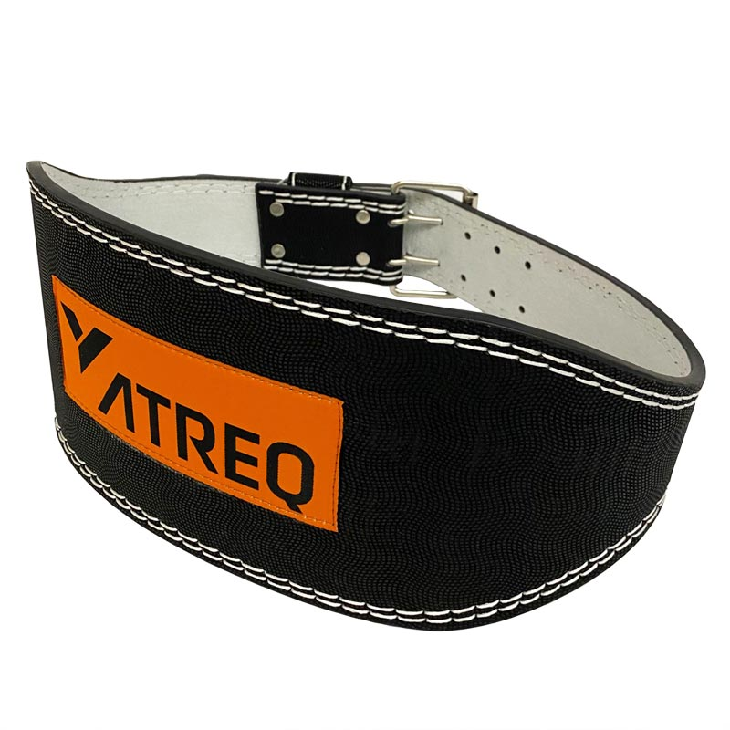 ATREQ Leather Weightlifting Belt