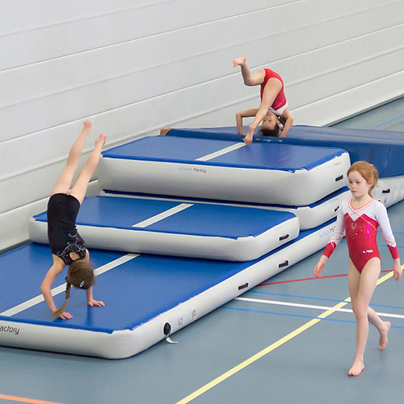 Airtrack Airjump Set