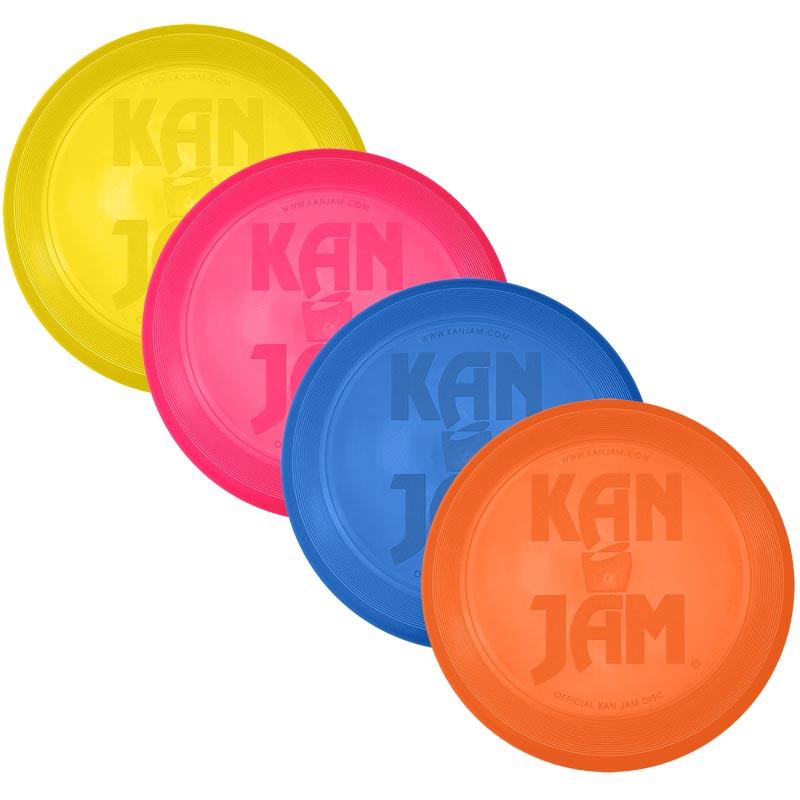 KanJam Flying Discs