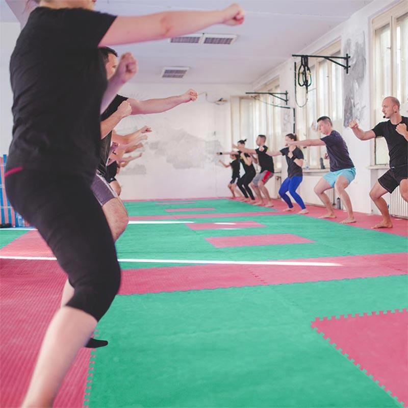 Beemat Tatami Judo Jigsaw Mat