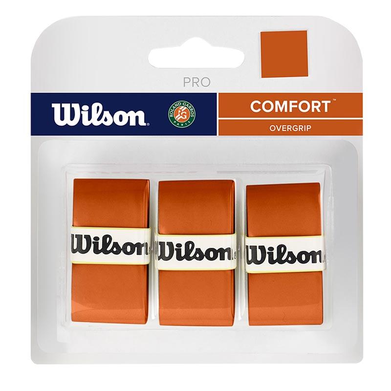 Wilson Roland Garros Pro Overgrip 3 Pack