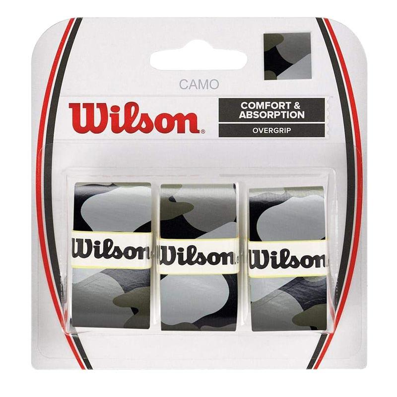 Wilson Camo Overgrip 3 Pack