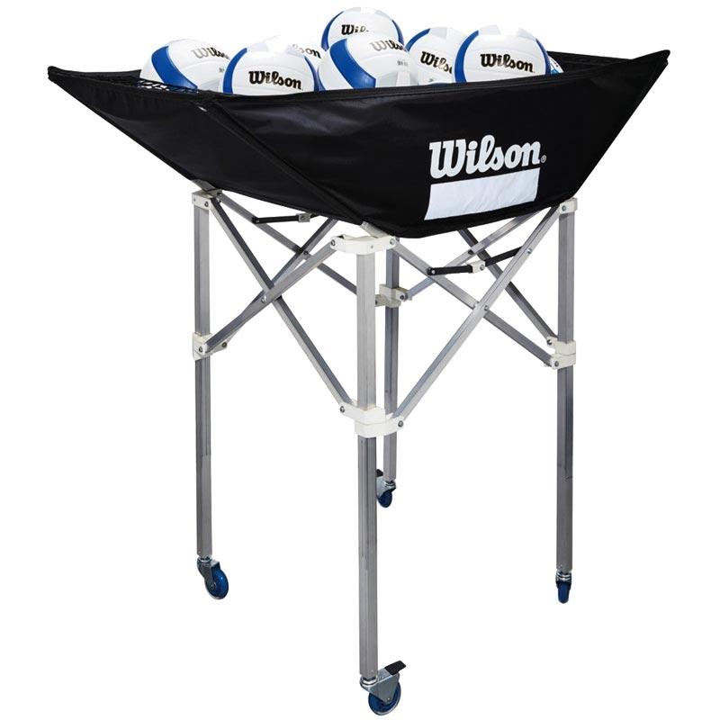 Wilson Indoor Stand Up Ball Cart