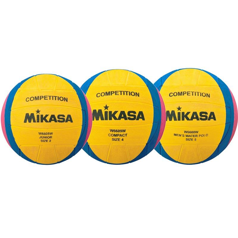 Mikasa Wave Training Water Polo Ball