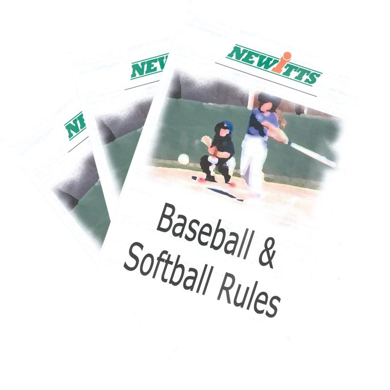 Baseball and Softball Rules