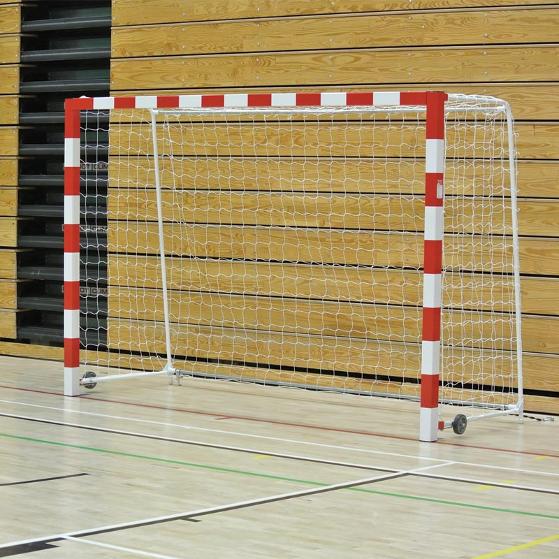 Harrod Sport Steel Folding Handball Posts