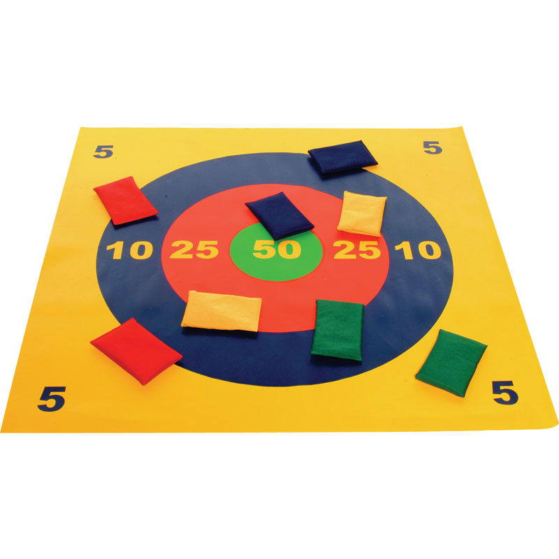 PLAYM8 Target Toss Mat