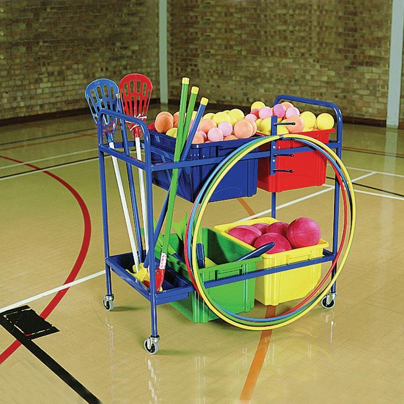 Harrod Sport Standard Storage Trolley