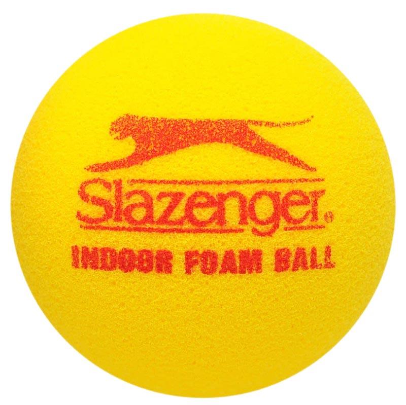 Slazenger Indoor Foam Ball 12 Pack