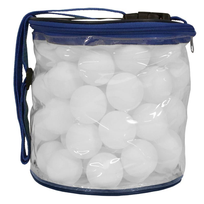Table Tennis Balls 72 Pack White