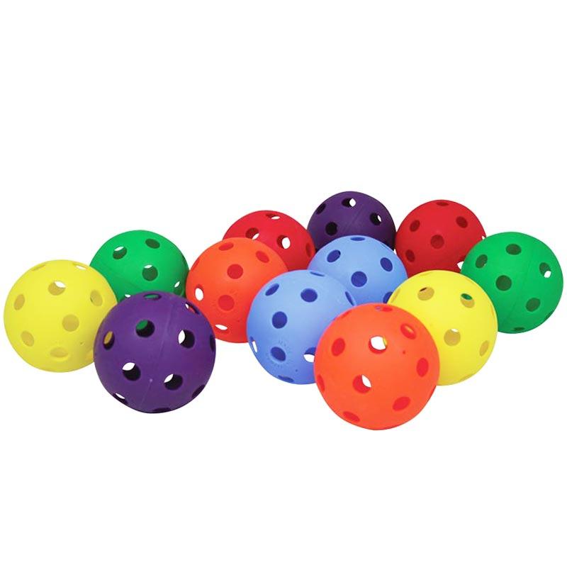 PLAYM8 Zoft Air Flow Balls 12 Pack